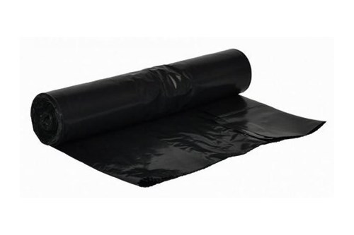 SPARKLE 70X80 Bin liners 70x80cm black ,500 pcs