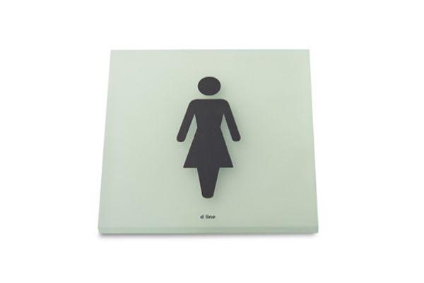d line 14.3797.02.401 Pictogram Women