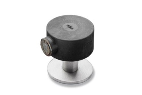 d line 14.5075.02.009 Floor door stop Ø 50mm with magnet