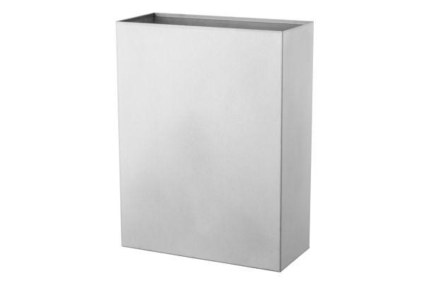 Basic CLB25L-CS open afvalbak 25 liter