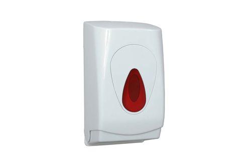 PlastiQ Multiflat Toilet Paper Dispenser