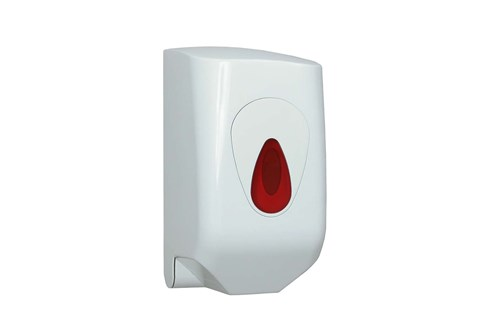 PlastiQ PQMINIC,RED mini poetsroldispenser
