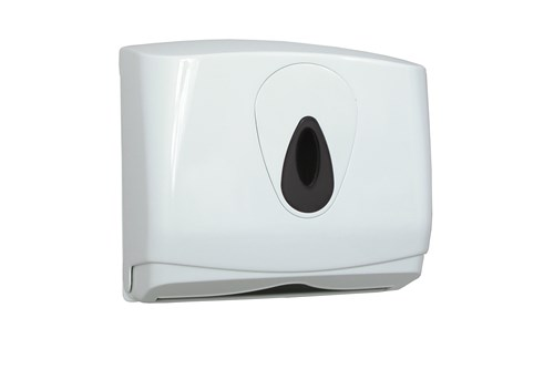 PlastiQ PQMINIH,GREY C/ZZ Paper Towel Dispenser