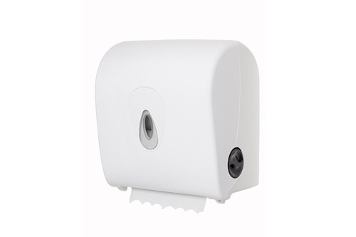 PlastiQ PQSACDK,CLEAR AutoCut Paper Towel Dispenser