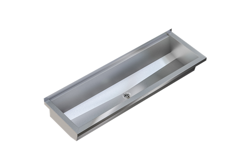 Franke PL18, PLANOX Washtrough seamless, satin, 1800mm