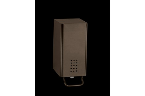 PROOX BR-141-LO,ONE Bronze Lotion-soap dispenser