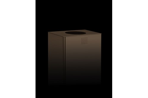 PROOX BR-201,ONE Bronze Lid for waste bin BR-200