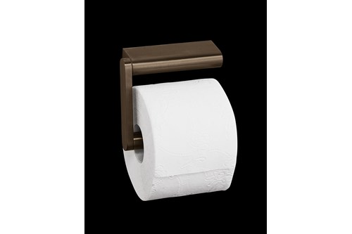 PROOX BR-385,ONE Bronze Single toilet roll holder