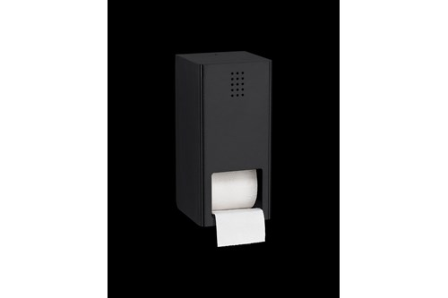 PROOX DP-305,ONE Dark passion Double toilet roll holder