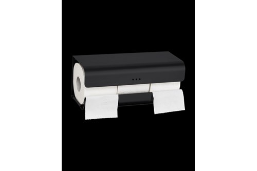 PROOX DP-383,ONE Dark passion Triple toilet roll holder