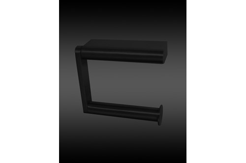 PROOX DP-385,ONE Dark passion Single toilet roll holder