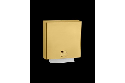 PROOX ME-100,ONE Brass Paper towel dispenser