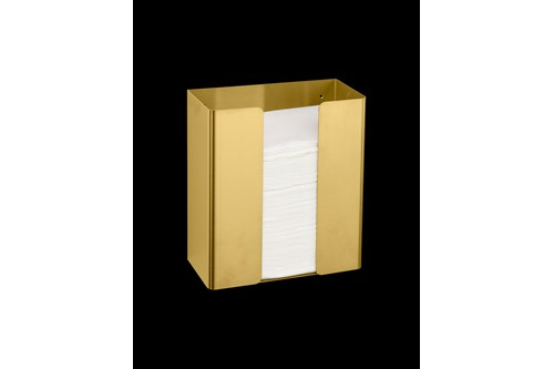 PROOX ME-105,ONE Brass Paper Towel Dispenser