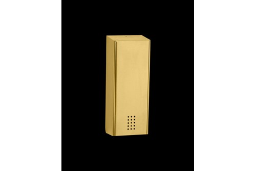 PROOX ME-140E-DE,ONE Brass Electronic disinfection dispenser