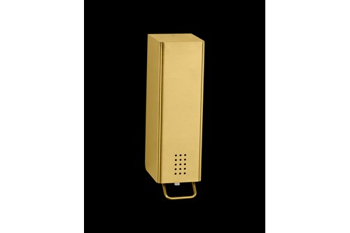 PROOX ME-140-LO,ONE Brass Lotion-soap dispenser