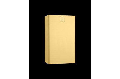 PROOX ME-200,ONE Brass Waste Bin