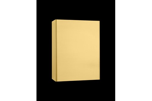 PROOX ME-240,ONE Brass Waste Bin
