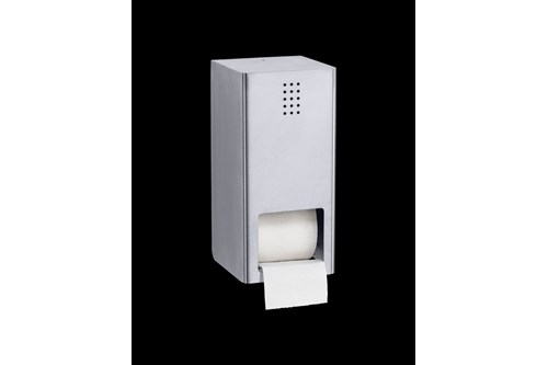 PROOX PU-305,ONE Pure Double toilet roll holder