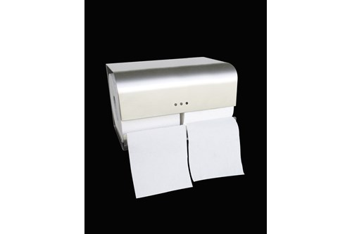 PROOX PU-382,ONE Pure Double toilet roll holder