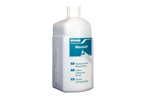 Ecolab MANISOFT zachte reiniginglotion 1x1000 ml.