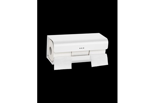 PROOX SF-383,ONE Snowfall Triple toilet roll holder