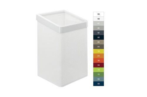 Hewi 477.05.20012 SERIE 477/801 afvalbak wit+HEWI kleuren