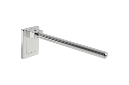 Hewi 950.50.11050 Hinged Support Rail 600 mm WARM TOUCH