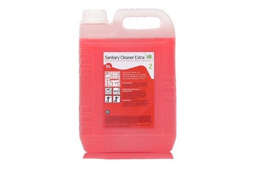 RAINBOW PRCA03 Sanitary Cleaner Extra 2x5l Can