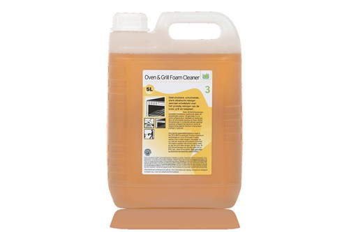 RAINBOW,PRCA12 Oven & Grill Foam Cleaner 2x5l