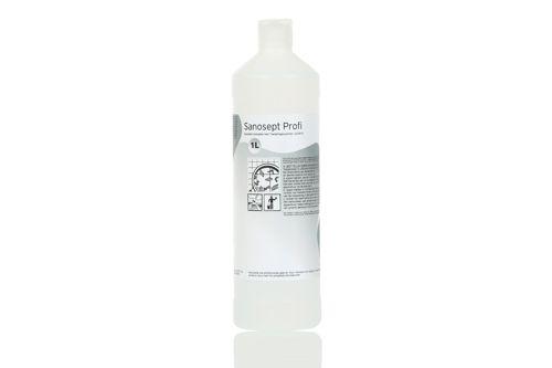 RAINBOW,PRFL13 Sanosept Profi 6x1 liter bottle