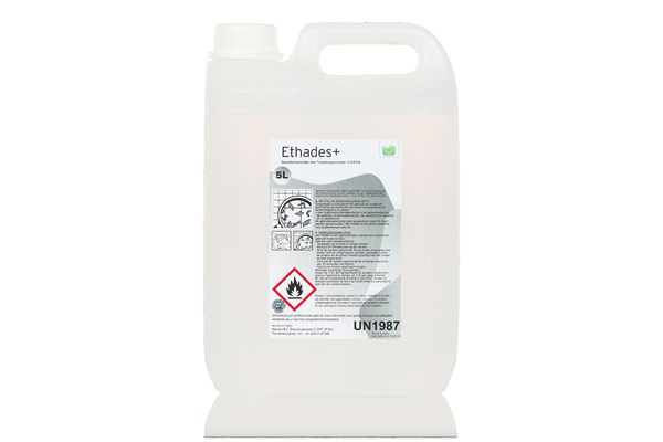 RAINBOW ETHADES+ handdesinfectiemiddel gel 2x5 liter