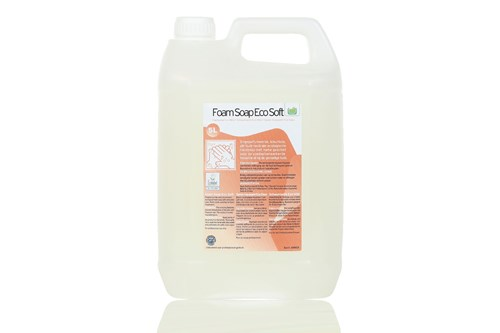 RAINBOW,PRCA17 Foam Soap Eco Soft 2x5l Can