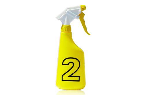 #RAINBOW,IVECFLGE Spray Bottle Degreaser 650ml