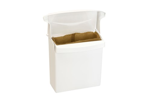Vepa Bins 76034165 sanitaire afvalbak 5 liter