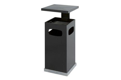 Vepa Bins 31032501 as-papierbak met afneembaar afdak 70 ltr