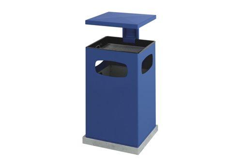 Vepa Bins 31032525 as-papierbak met afneembaar afdak 80 ltr