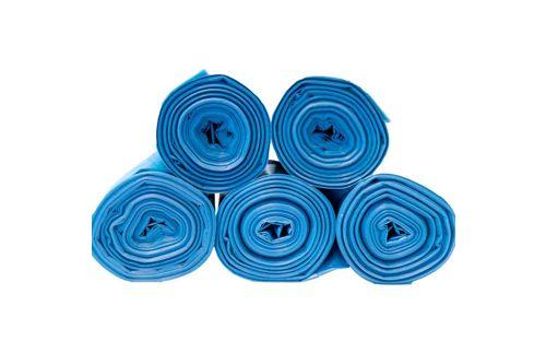 Vepa Bins 9201205 Afvalzakken BonTon Blauw 15x20 stuks