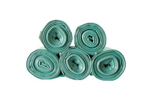 Vepa Bins 92012077 Afvalzakken BonTon groen 15x20 stuks