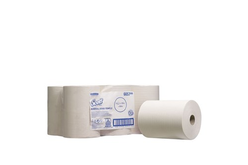 Kimberly-Clark SCOTT,6657