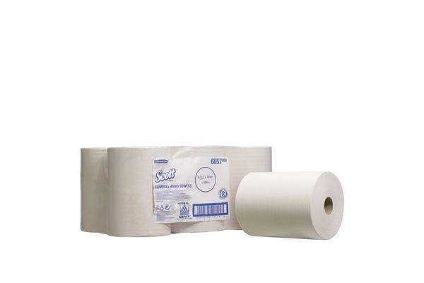 Kimberly-Clark SCOTT,6657 handdoekrollen