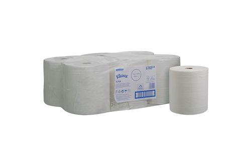 Kimberly-Clark 6765,KLEENEX ULTRA handdoekrollen 6x130 meter