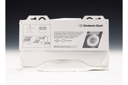 Kimberly-Clark 6140,PROFESSIONAL Personal Seat Covers