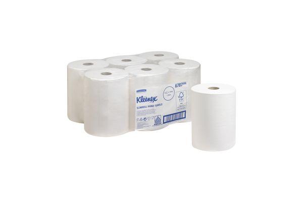 Kimberly-Clark KLEENEX,6787 handdoekrollen