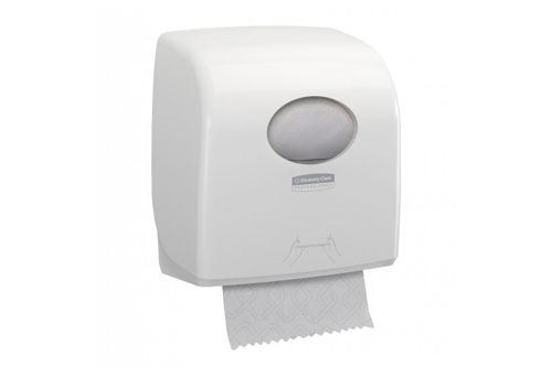 Kimberly-Clark AQUARIUS,7955 SLIMROLL handdoekroldispenser wit