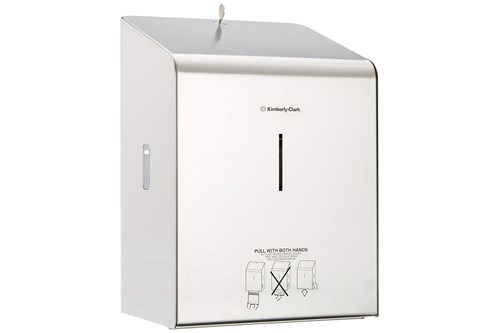 Kimberly-Clark 8976,PROFESSIONAL Rolled Hand Towel Dispenser