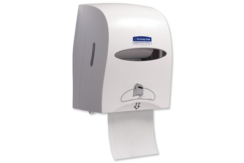 Kimberly-Clark 9960,PROFESSIONAL Electronic Rolled Hand Towel Dispenser
