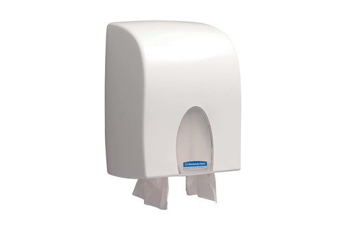 Kimberly-Clark 9962,PROFESSIONAL Dual Folded Hand Towel Dispenser
