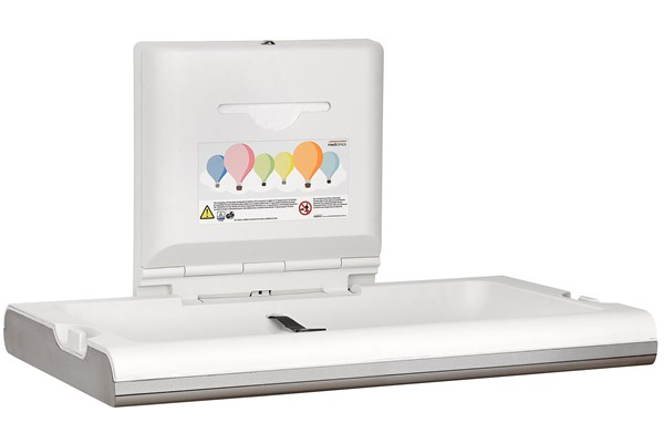 Mediclinics CP0016HCS Baby changing station horizontal