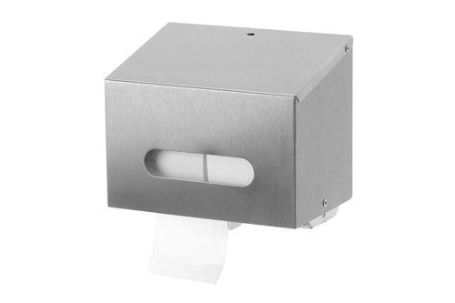 SanFER T01E dubbele toiletrolhouder