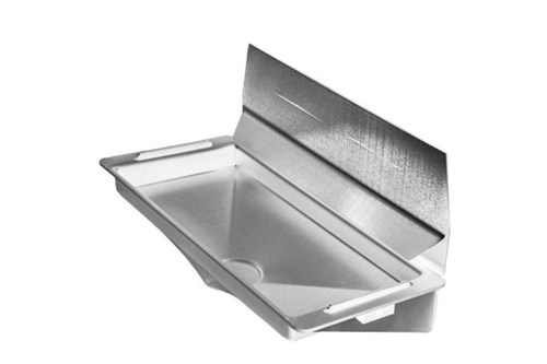 T.7.249 Driptray with wall protection plate